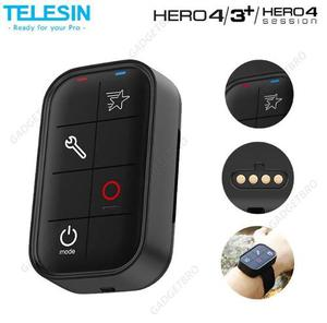 Gopro Control Remoto Smart Wifi Telesin Hero 5 4 3+ Session