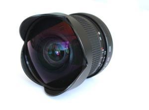 Lente 8mm Jintu Ojo De Pez-fish Eye P/ Canon F Nuevo