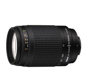 Lente Original Nikon Af Zoom-nikkor mm F/4-5.6