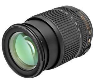 Lente Profesional Nikon mm F/g Ed Vr Af Dx Au1