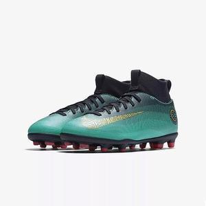 Tachon Nike Jr Mercurial Cr7 Niño 100%original Aj
