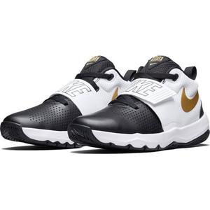 Tenis Nike Team Hustled8(ps) Niño Bc/ngo Original