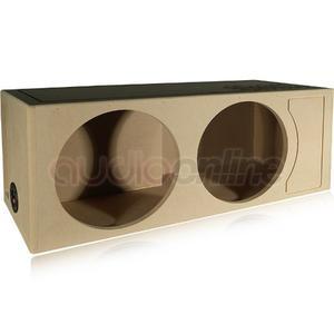 Cajón Dbox 2x12p Para Dos Woofer De 12 Pulgadas.