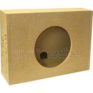 Cajón Dbox Para Woofer 10 Pulgadas 1x10pl Para Pick Up