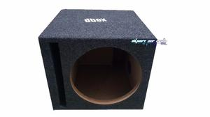 Cajon Dbox 1x12spc Premium Para Woofer 12 Pulgadas Porteado