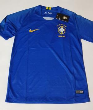 Jersey Brasil Mundial  Visita Azul Envio Gratis
