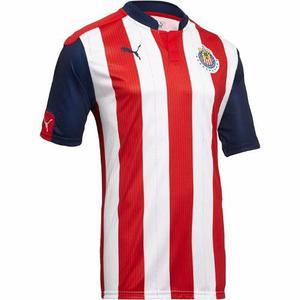 Jersey Chivas Camisa Original Puma Guadalajara Nepa