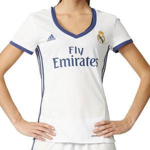 Jersey Local Real Madrid  Mujer adidas Ai