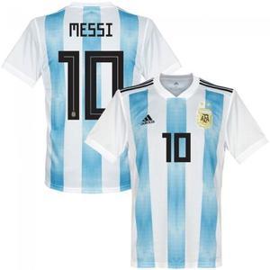 Jersey Messi Selección Argentina Local  Mundial Rusia