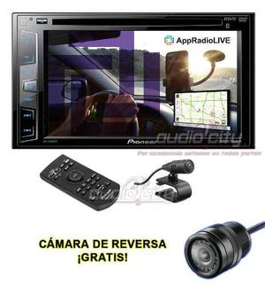 Pantalla Doble Din Pioneer 6.2 Avh-xbt Spotify Bluetooth