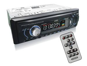 Radio Para Coche Jensen, Bluetooth, Usb, Sd, Aux In, Am/fm