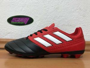 Tacos adidas Ace 17.4 Para Niño Futbol Soccer