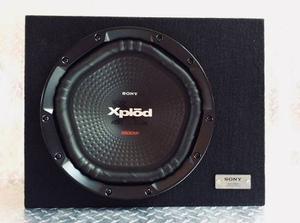 Woofer Sony Con Cajon Xs-nws 420w Rms 12 Pulgadas