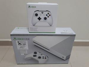 Xbox One S 500gb Refurbished + 1 Control Blanco Sellado/gara