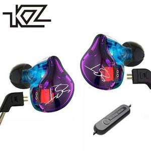 Audífono Kz Zst Microfono Original + Cable Bluetooth In Ear