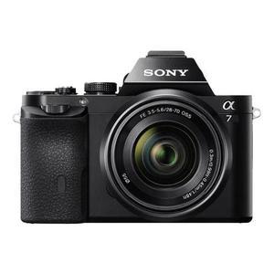 Cámara Sony A7 Con Montura Tipo E