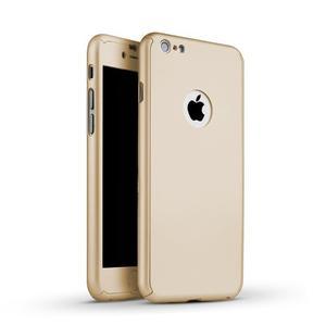 Funda Iphone 6 6s 7 8 Plus 5 5s Se X Protector 360 + Cristal