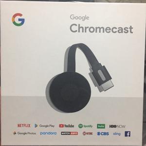 Google Chromecast 2nd Generacion Nuevo Modelo Promoción!