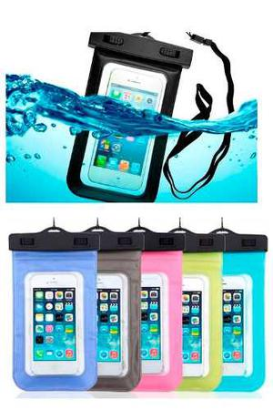 Mayoreo Funda Contra Agua Universal Sumergible Iphone 20 Pzs