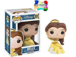 Bella Princesa Funko Pop Disney La Bella La Bestia Belle Cf