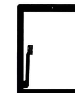 Cristal Touch De Ipad 3/4 2 Incluye El Home