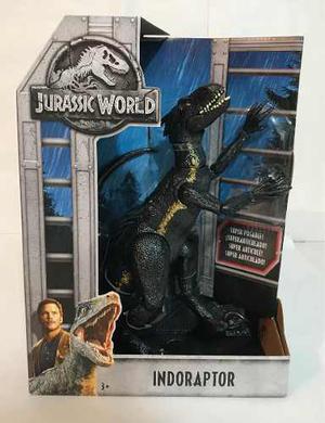Figura Jurassic World Fallen Kingdom Indoraptor +regalo
