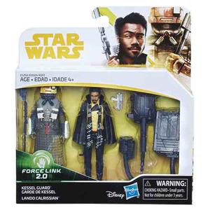 Figura Kessel Guard & Lando Carlrissian 2 Pack Star Wars Fig