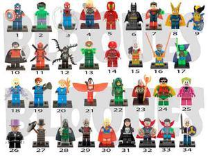 Figura Yoda Darth Vader Star Wars Compatible Con Lego