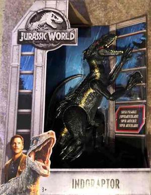 Indoraptor Jurassic World 2 Villain Dinosaur Mattel