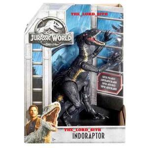 Jurassic World 2 Indoraptor El Villano Nuevo  De Mattel