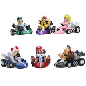Karts Carritos De Friccion Super Mario Bros Envio Gratis