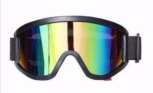 Goggle Googles Gogles Google Tactico Motocross Mayoreo 10 Pz