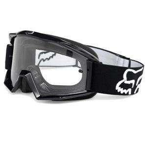Goggles Fox Main Race Negro  Motocross Downhill Mtb
