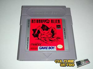 Heiankyo Alien. Meldac. . Game Boy. Gb. Nintendo.::