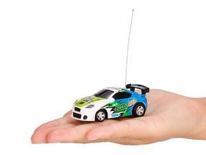Mini Carro En Lata Radio Control Remoto Carrito Rc 1:63