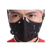Máscara Anti Contaminación De Neopreno Con Filtro