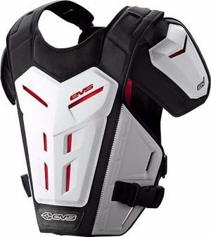 Peto Motocross Enduro Evs Revo 5 Blanco