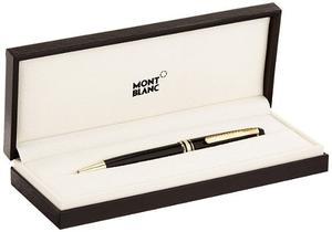 Pluma Cartier Mont Blanc Meisterstuck Classique Black