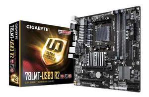 Gigabyte Amd Am3+ Atx 4xddr3 Hdmi Motherboard - 78lmt-usb3