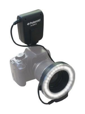 Polaroid Macro Led Ring Flash & Light For The Nikon D, D