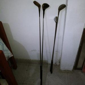 Set De Palos De Golf (numeros ) Varios Tipos