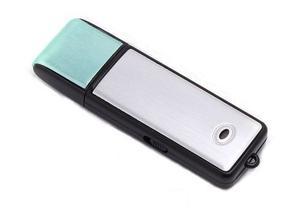 Mini Grabadora De Voz Usb De 8 Gb Con Microfono