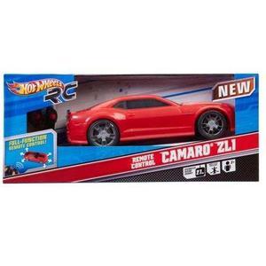 Hot Wheels Rc Surtido Autos Deportivos Camaro Zl Rojo