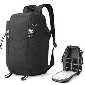 Amzbag Camera Dslr / Slr Backpack Water-resistant Outdoor Ca