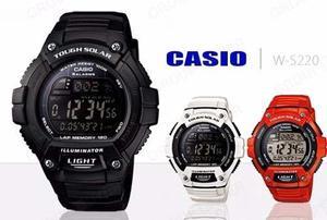Reloj Casio Digital Wsb *watchsalas* Hombre