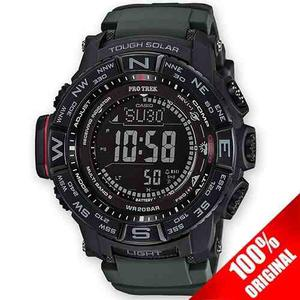 Reloj Casio Protrek Prw  Altímetro Barómetro