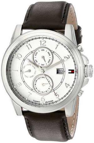 Reloj Hombre Caballero Tommy Hilfiger Original Piel C/ Envio
