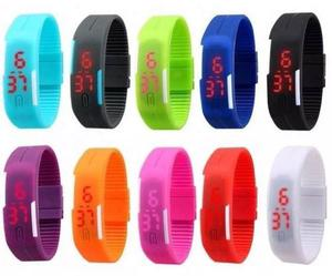 Reloj Touch Digital Led Deportivo