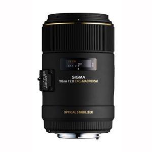 Sigma 105mm F2.8 Ex Dg Os Hsm Lente Macro Para Canon Slr Cá