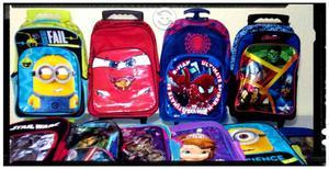 Venta de mochilas marca ruz